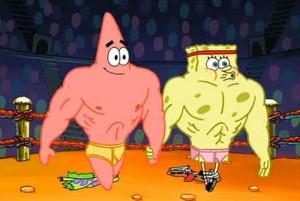 Bob y Patricio