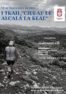 "I Trail ""Ciudad de Alcalá la Real"""